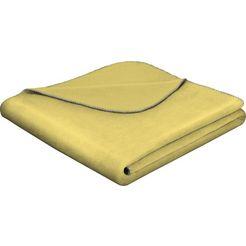 biederlack deken »gode« geel
