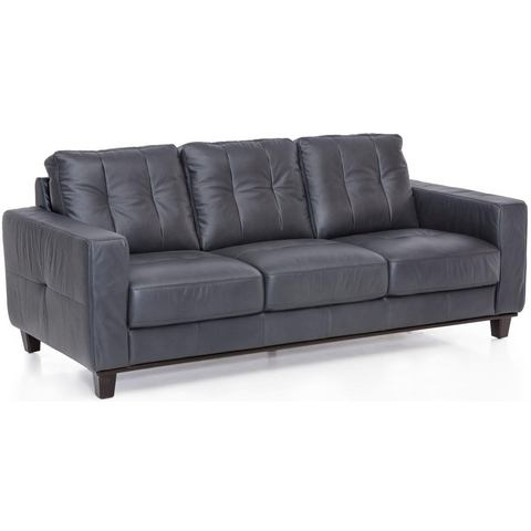 Premium collection by Home affaire 3-zitsbank Sheffield met capitonnage achter, zacht zitcomfort
