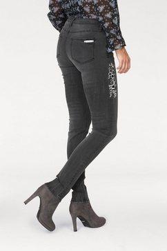 aniston skinny fit jeans zwart