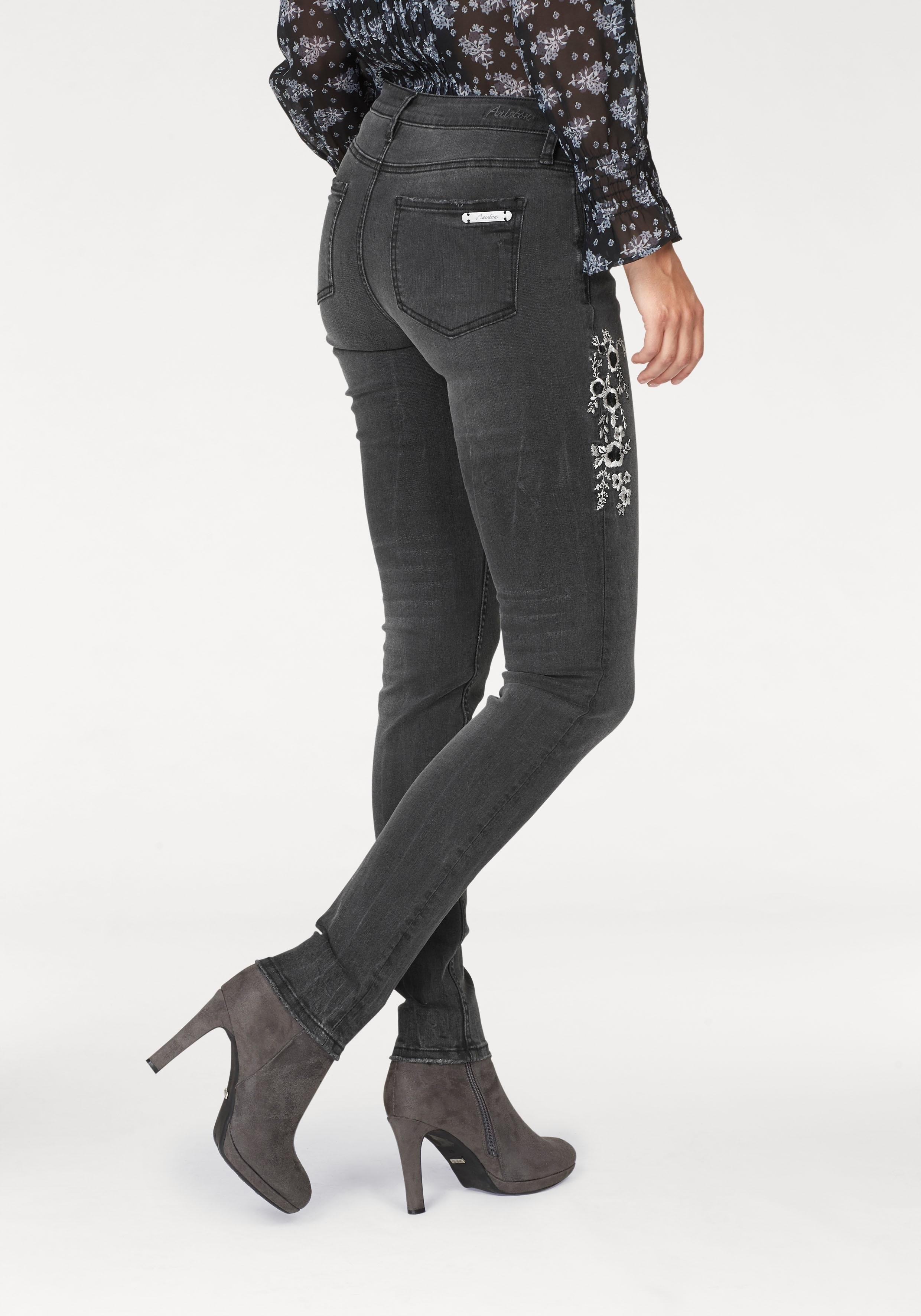 Aniston By Baur Aniston skinny fit jeans veilig op otto.nl kopen