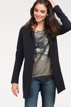 aniston selected lange blazer zwart