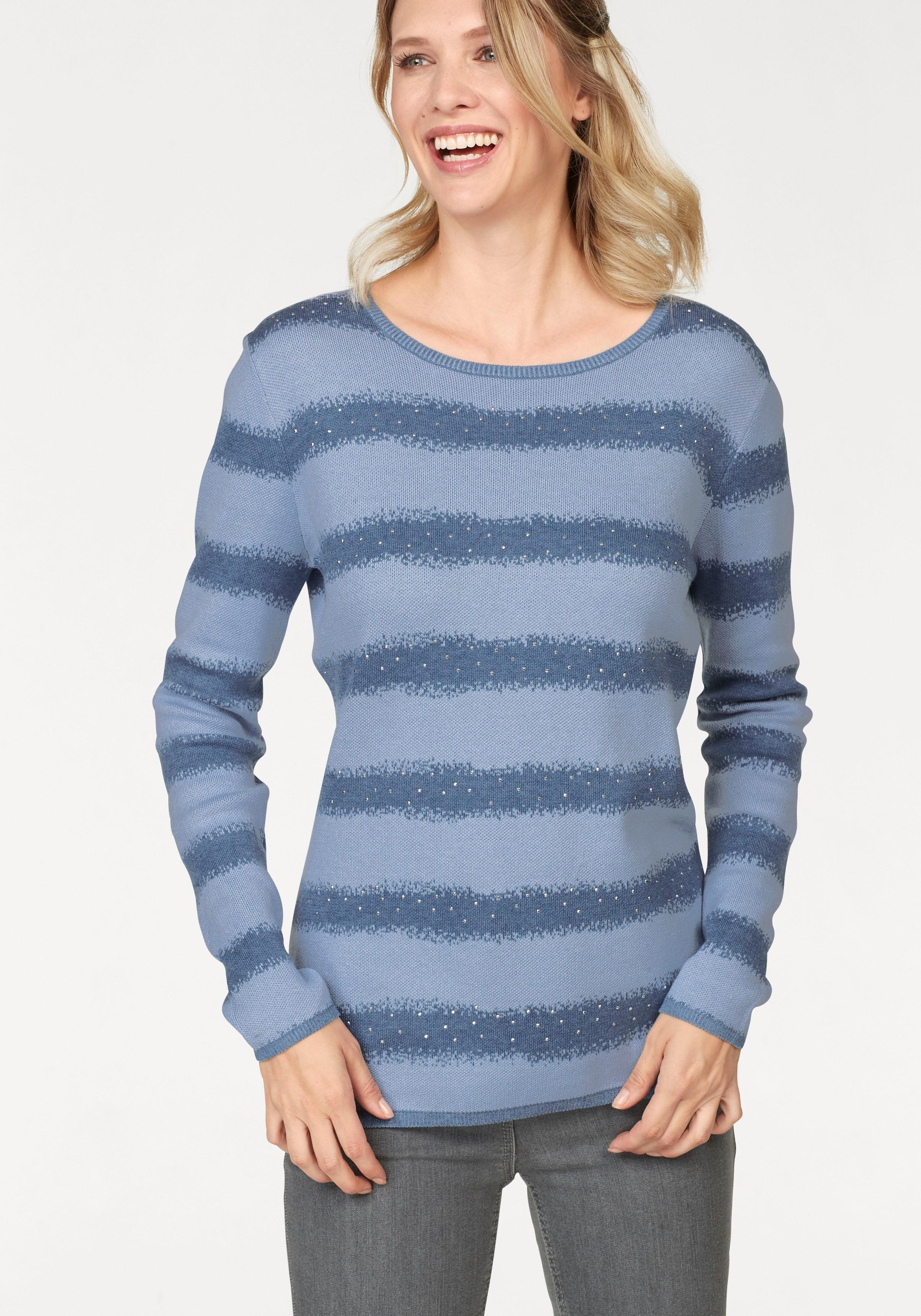 Cheer gestreepte trui bestellen: 14 dagen bedenktijd
