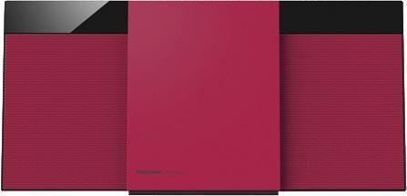 Panasonic SC-HC304EG-R rood