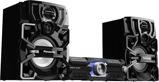 Op zoek naar een Panasonic »SC-AKX710E-K« micro-set (bluetooth, FM-tuner met RDS, 2000 W)? Koop online bij OTTO