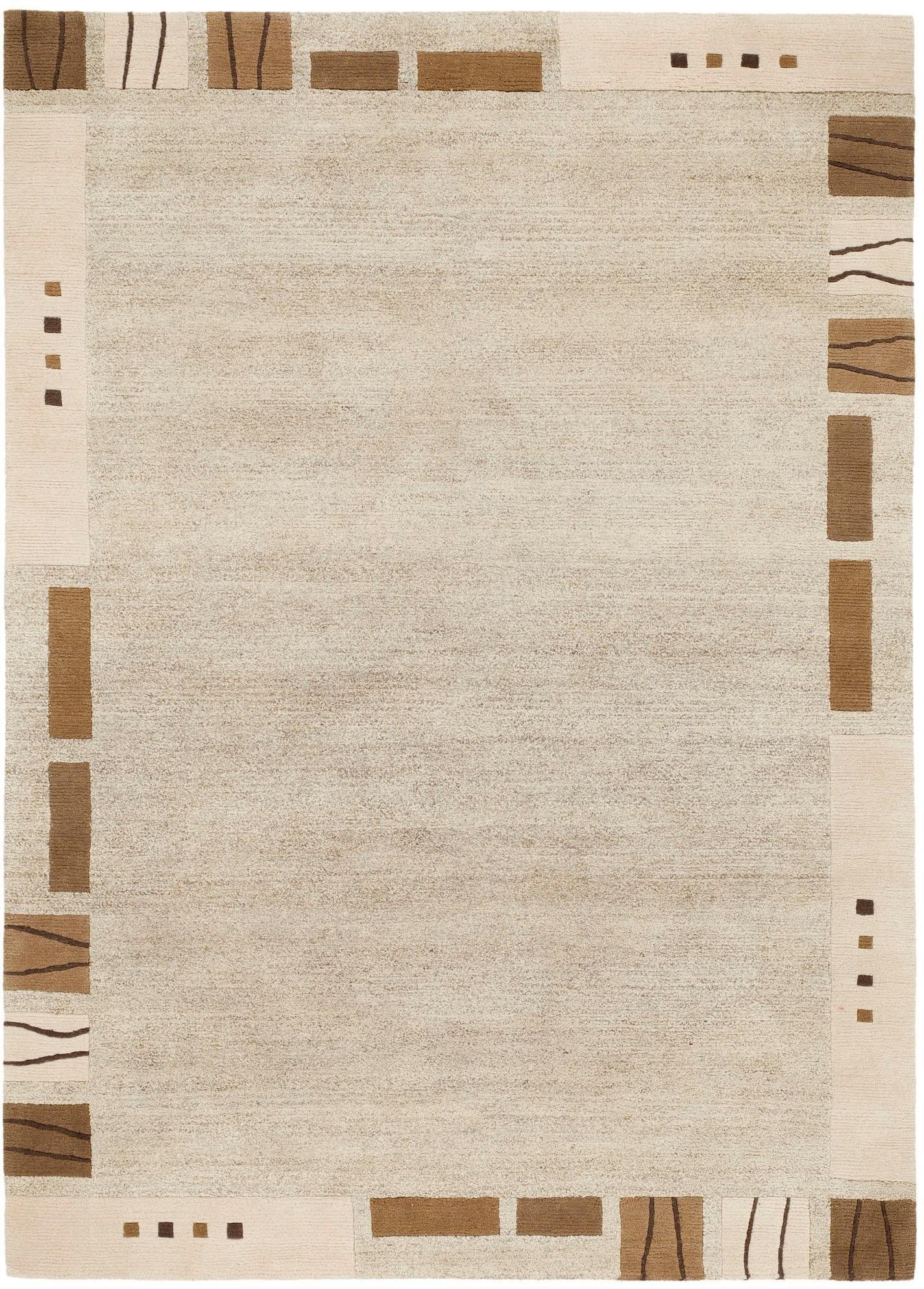 Vloerkleed, »Davina Musa«, OCI DIE TEPPICHMARKE, rechthoekig, hoogte 20 mm, met de hand geknoopt bestellen: 14 dagen bedenktijd