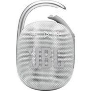 jbl »clip 4« portable luidspreker wit