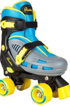 rookie rolschaatsen »duo jr.« multicolor