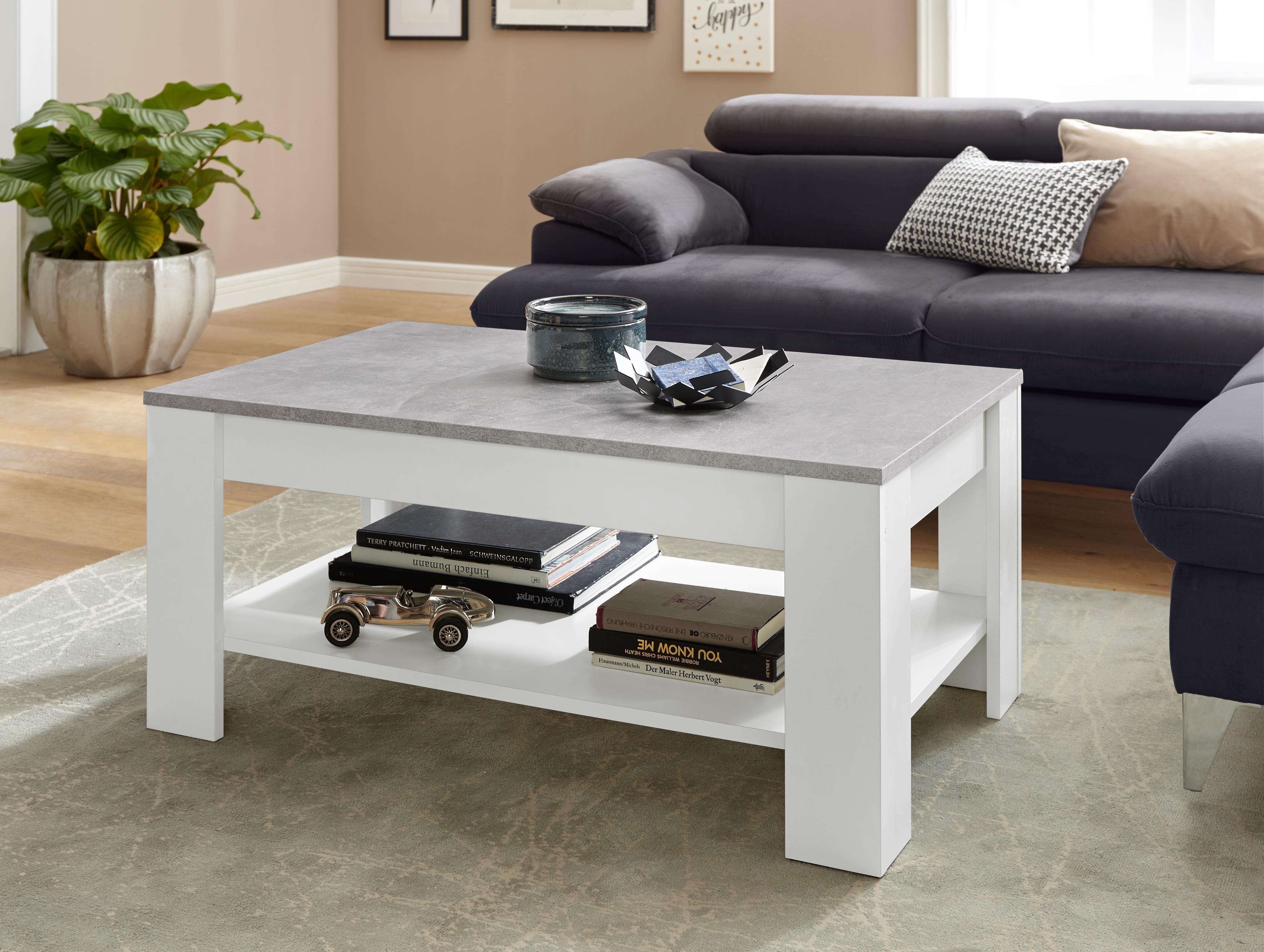 Homexperts salontafel Zabona met plank nu online bestellen