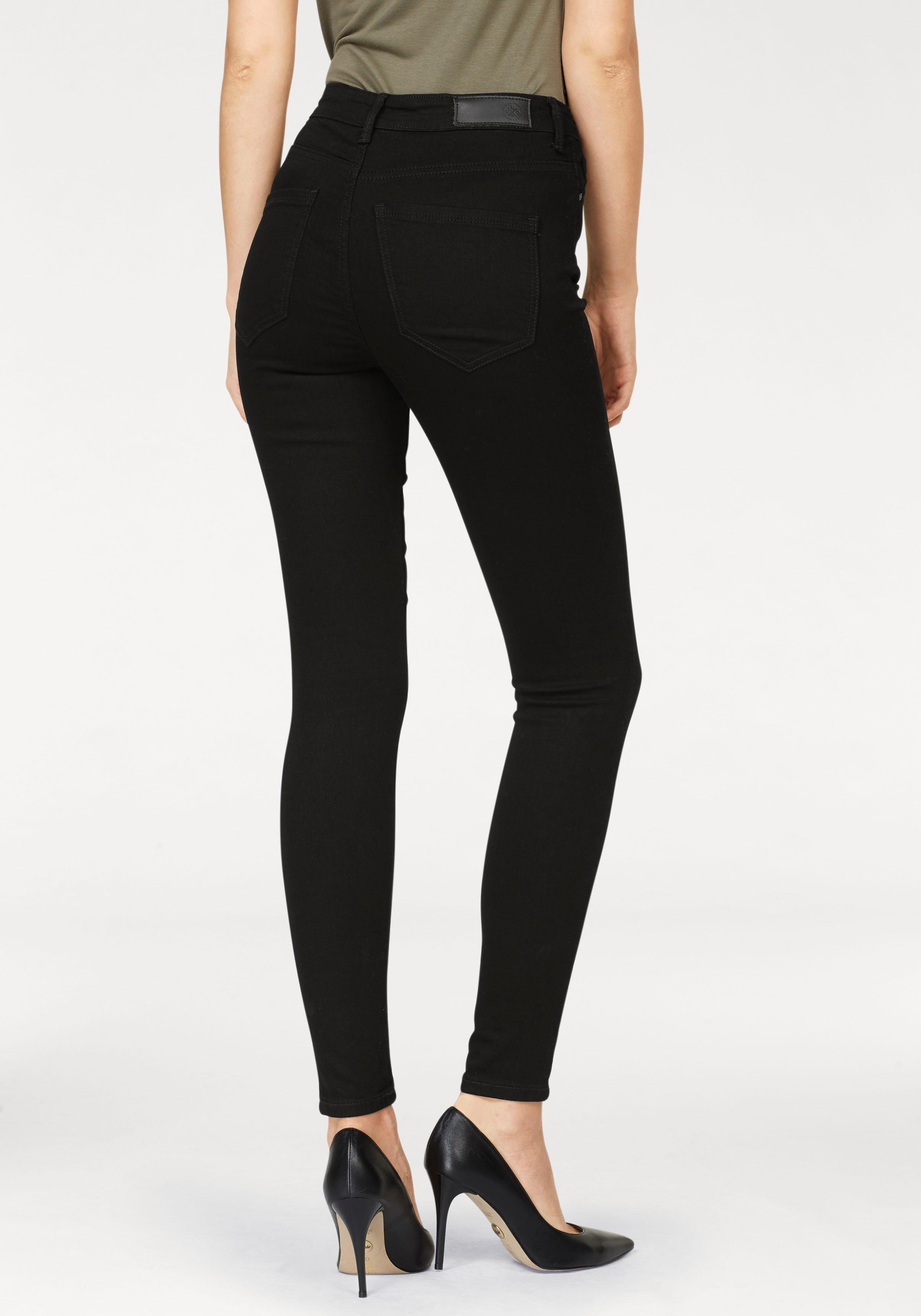VERO MODA high waisted jeans »SOPHIA« in de webshop van OTTO kopen