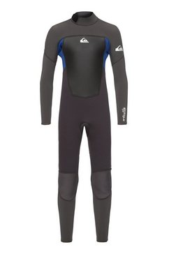 quiksilver wetsuit met achterrits »3-2mm prologue« multicolor