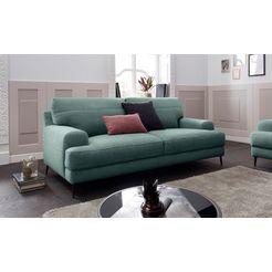 exxpo - sofa fashion 3-zitsbank groen