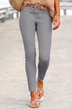 lascana jeggings grijs