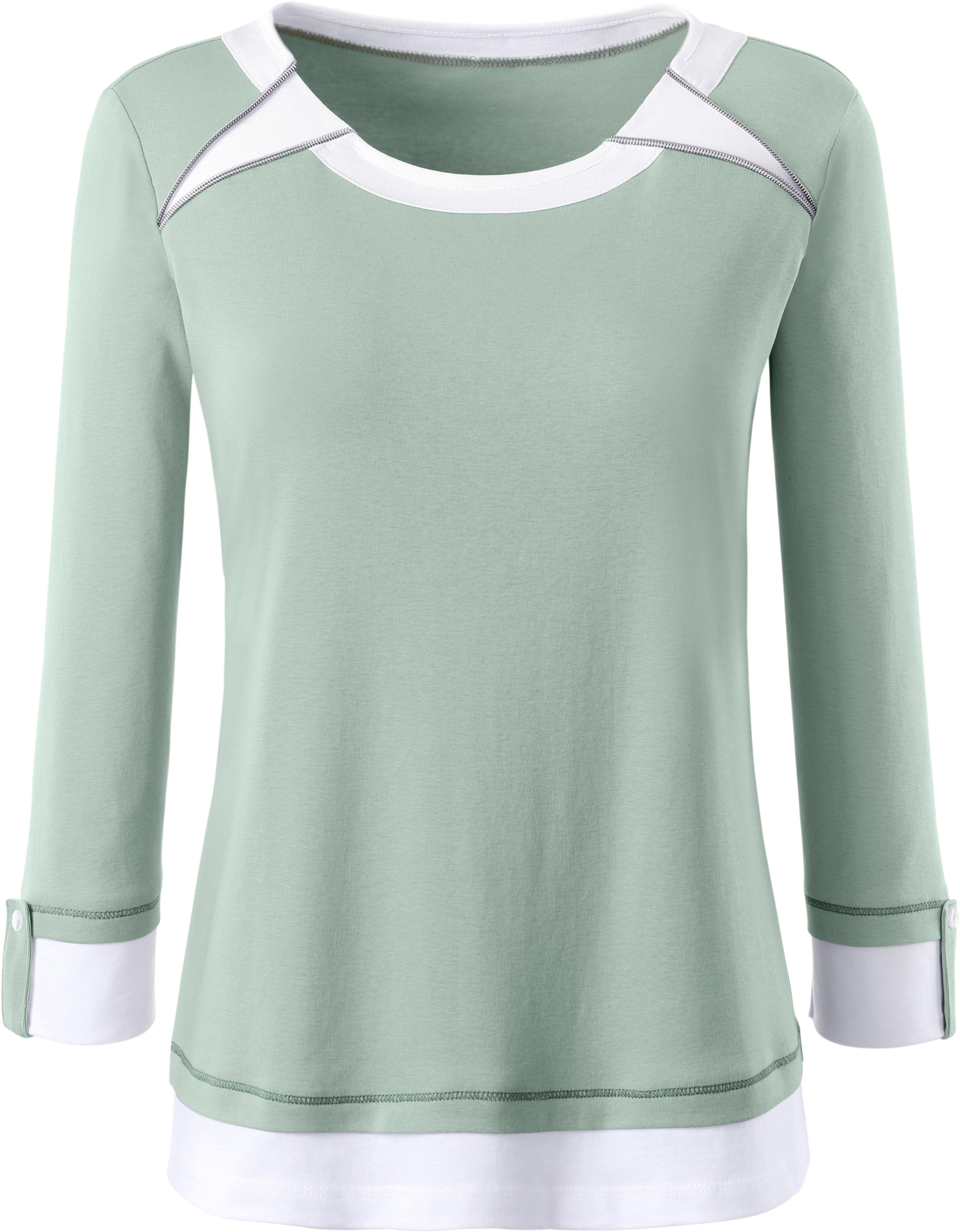 Classic Inspirationen shirt van puur katoen online kopen op otto.nl
