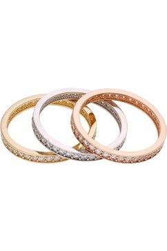lady ring van zilver (925) roze