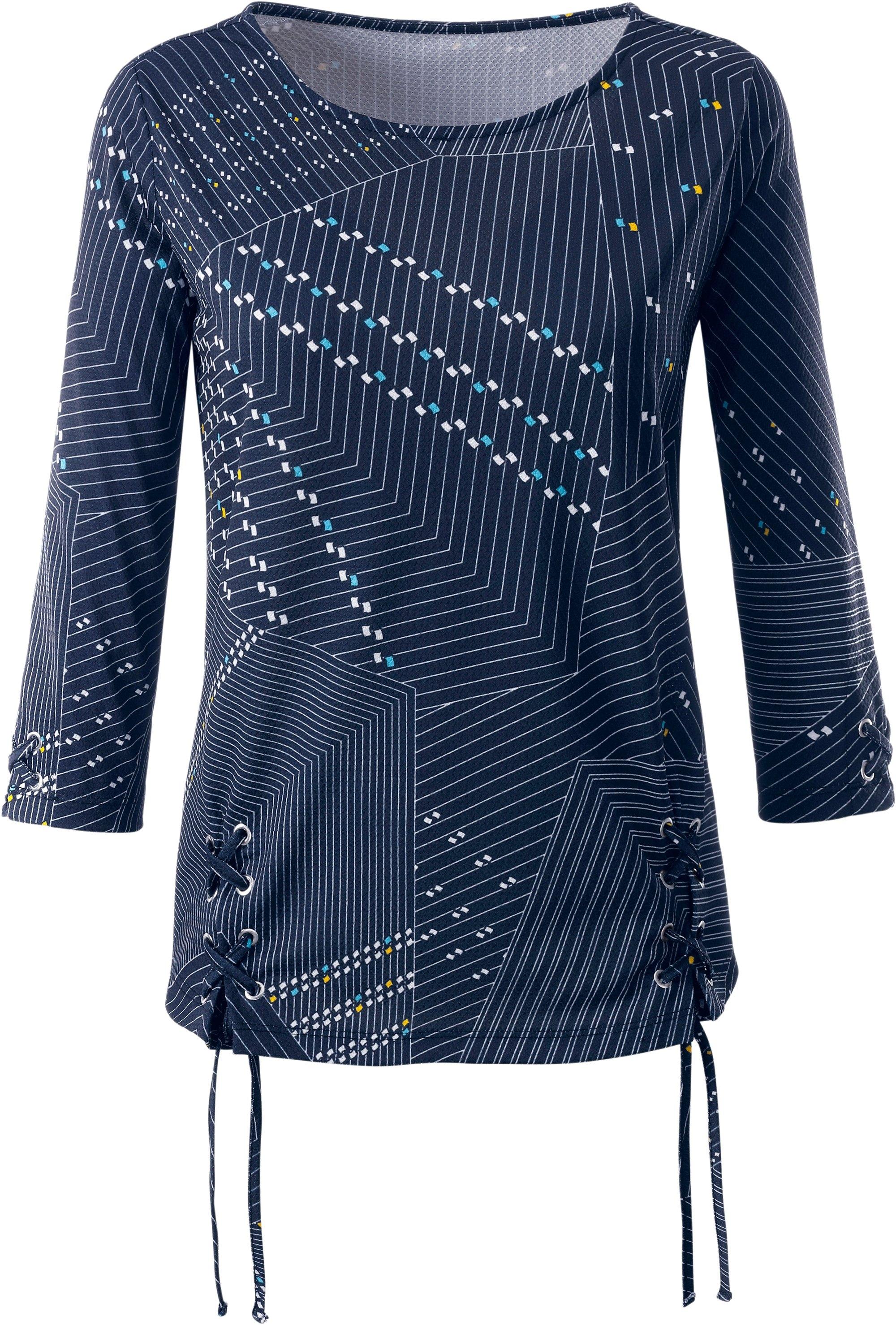 Ambria shirt met grafische print voordelig en veilig online kopen