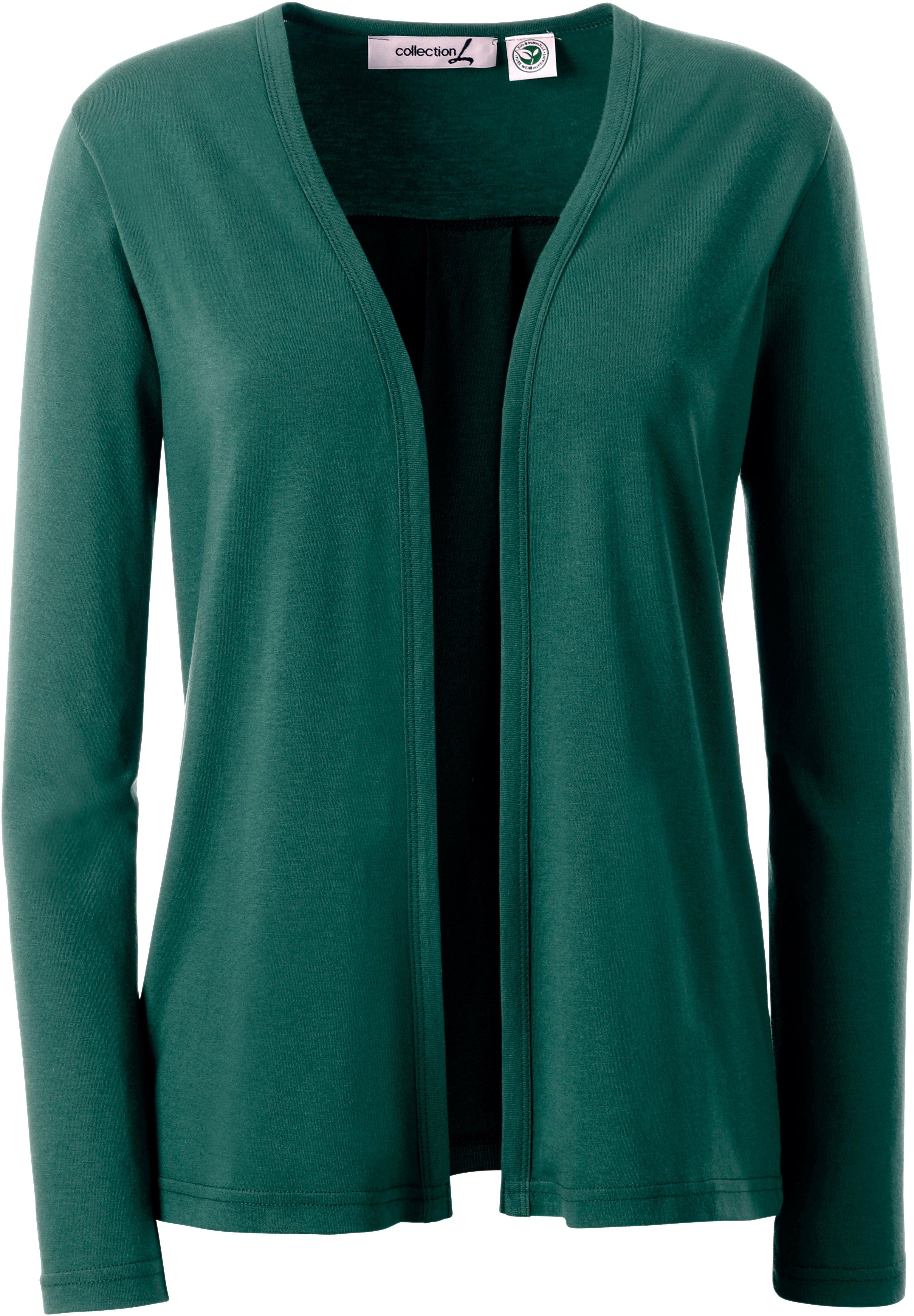 Casual Looks shirtjasje in heerlijk zachte PUREWEAR-kwaliteit - gratis ruilen op otto.nl
