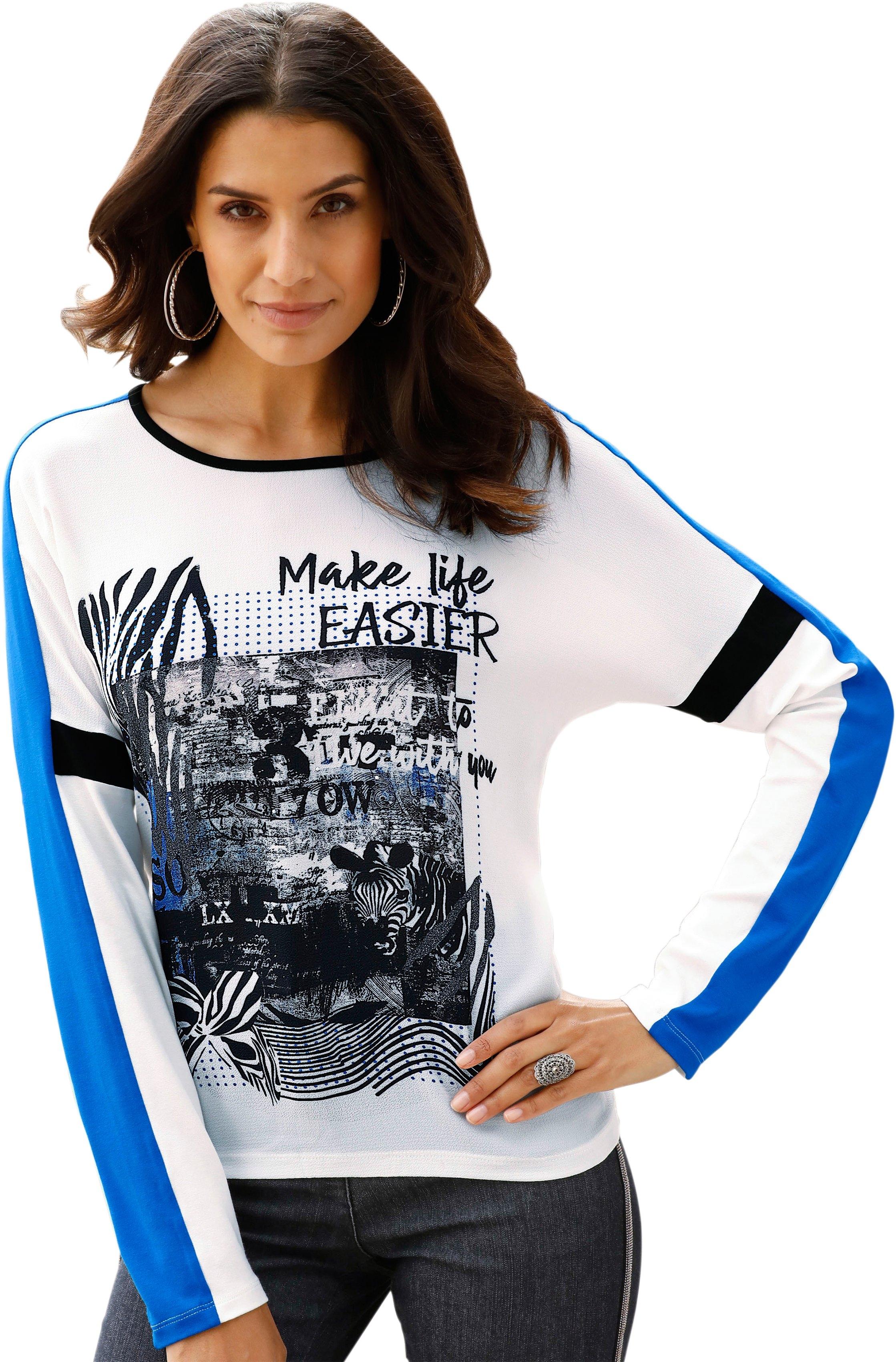 Classic Inspirationen shirt met printmotief - gratis ruilen op otto.nl