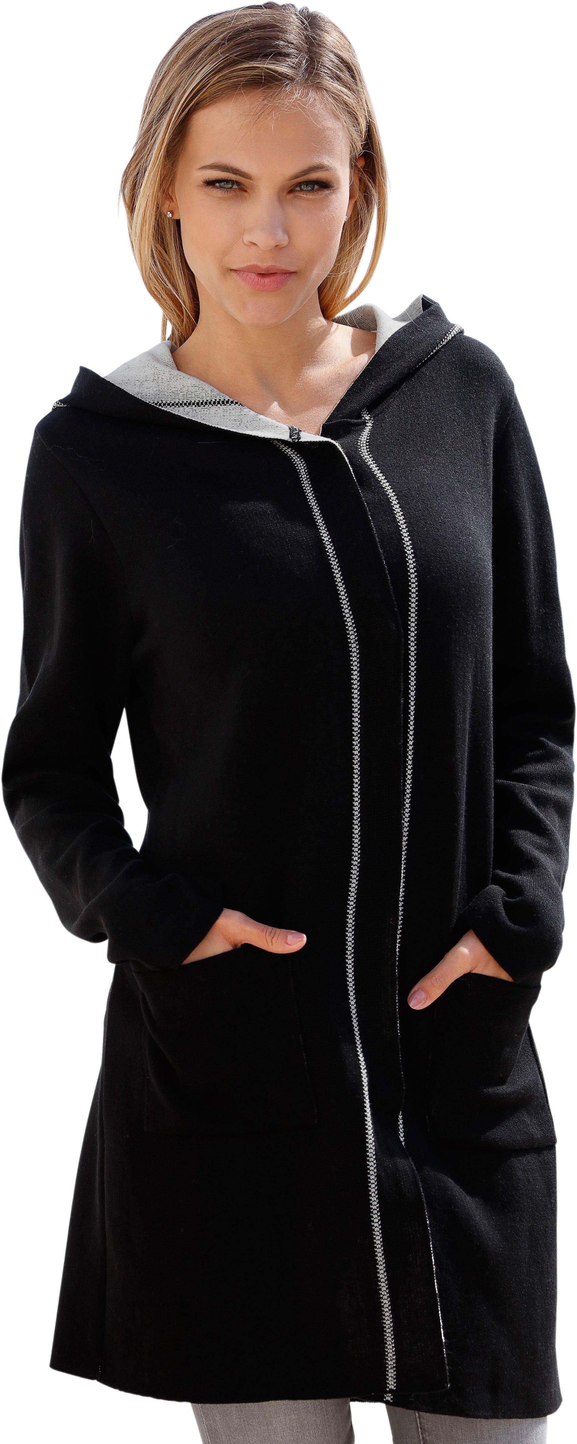 Création L vest met capuchon voordelig en veilig online kopen