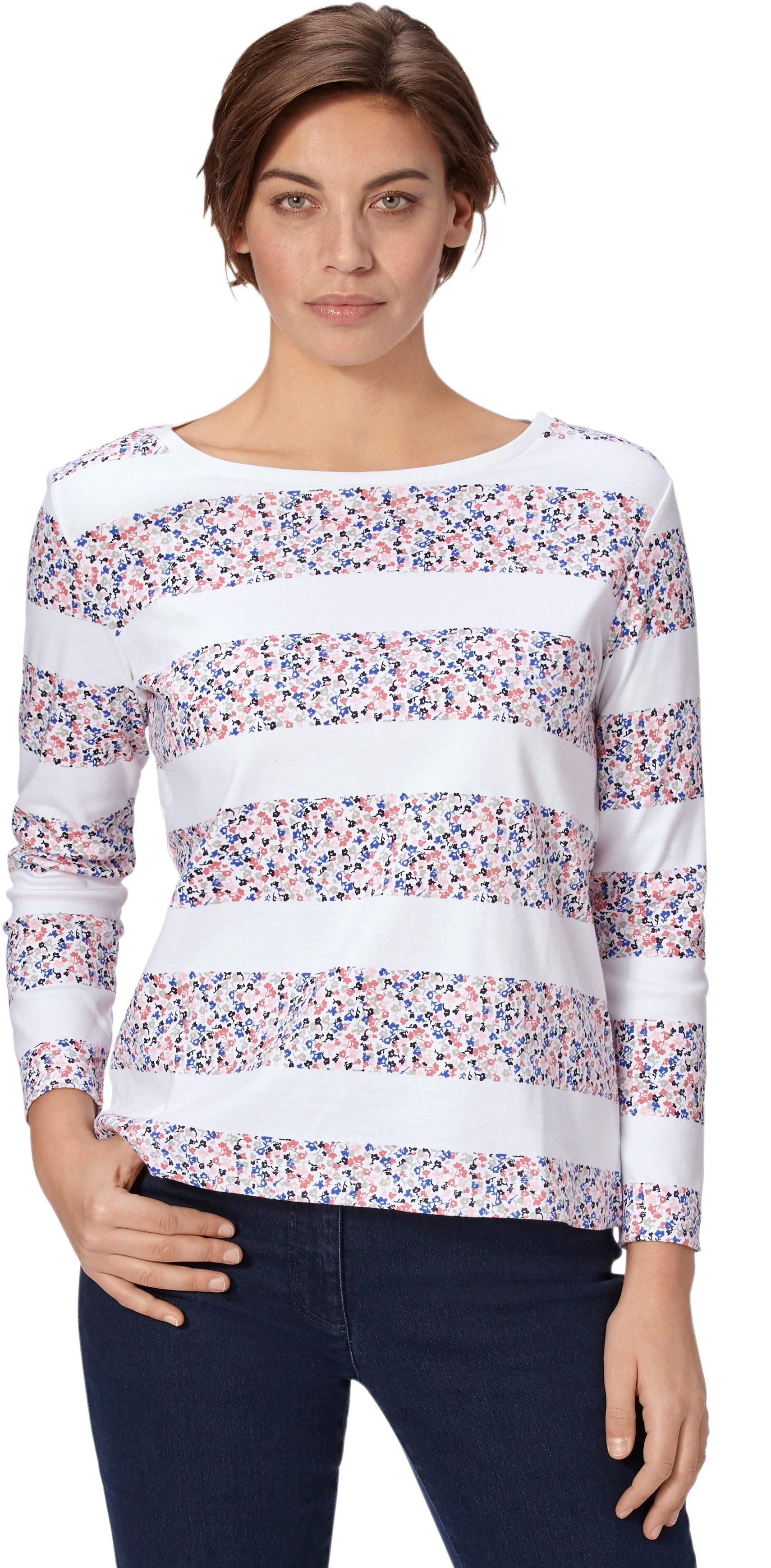 Classic Basics shirt met blokstreepdessin - verschillende betaalmethodes