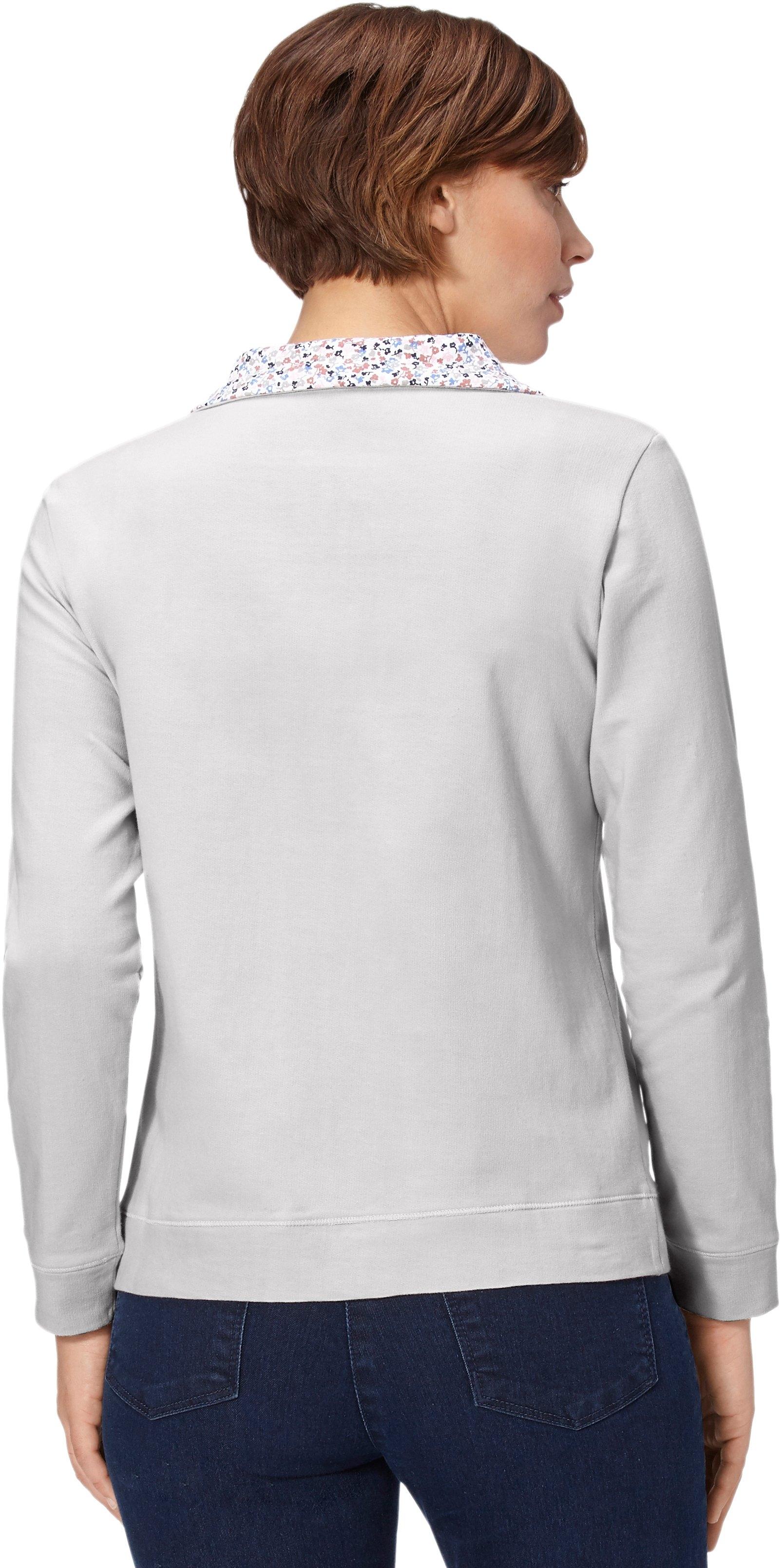 Millefleursstrook Met Kopen Basics Shirtjasje Online Classic OZikXTPu