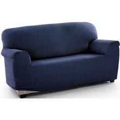 sofaskins sofahoes »dario«, sofaskins blauw