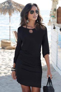 lascana strandjurk zwart