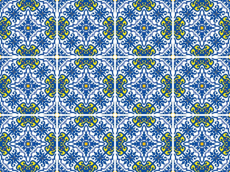queence tegelsticker »Muster II« voordelig en veilig online kopen