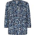 soyaconcept shirt »sc-marcia128« blauw