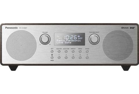 Panasonic RF-D100BTEGT radio (bluetooth, digitale radio (DAB+), FM-tuner met RDS, 10 W)