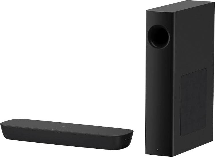 Panasonic »SC-HTB254EGK« 2.1 soundbar (bluetooth, 120 W) - verschillende betaalmethodes