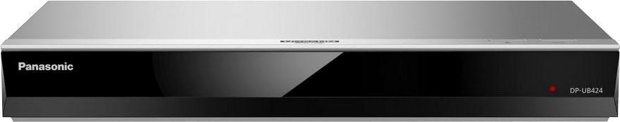 Panasonic »DP-UB424EG« blu-rayspeler (4k Ultra HD, wifi LAN (ethernet), 3D-spraakbesturing nu online kopen bij OTTO