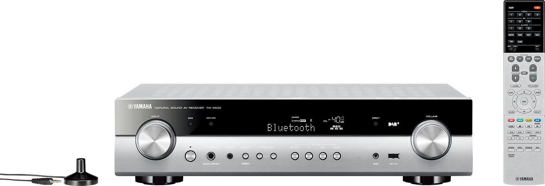 Yamaha »RX-S602« 5.1 AV-receiver (wifi, LAN (ethernet), bluetooth, 4K-upscalingtechniek) online kopen op otto.nl