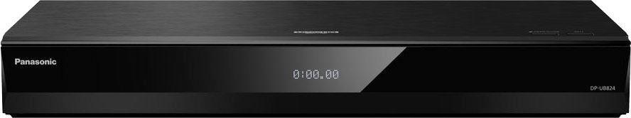 Panasonic »DP-UB824EGK« blu-rayspeler (4k Ultra HD, wifi LAN (ethernet), 3D-ready) - verschillende betaalmethodes