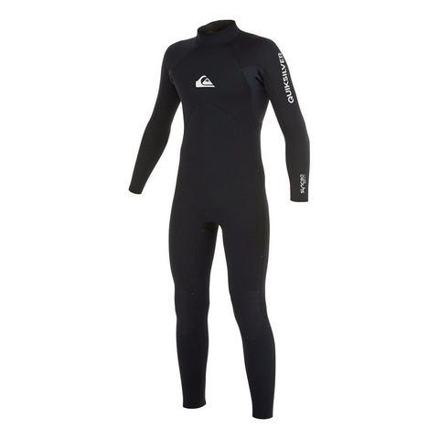 NU 15% KORTING: Quiksilver Wetsuit met achterrits 4-3mm Rental Series