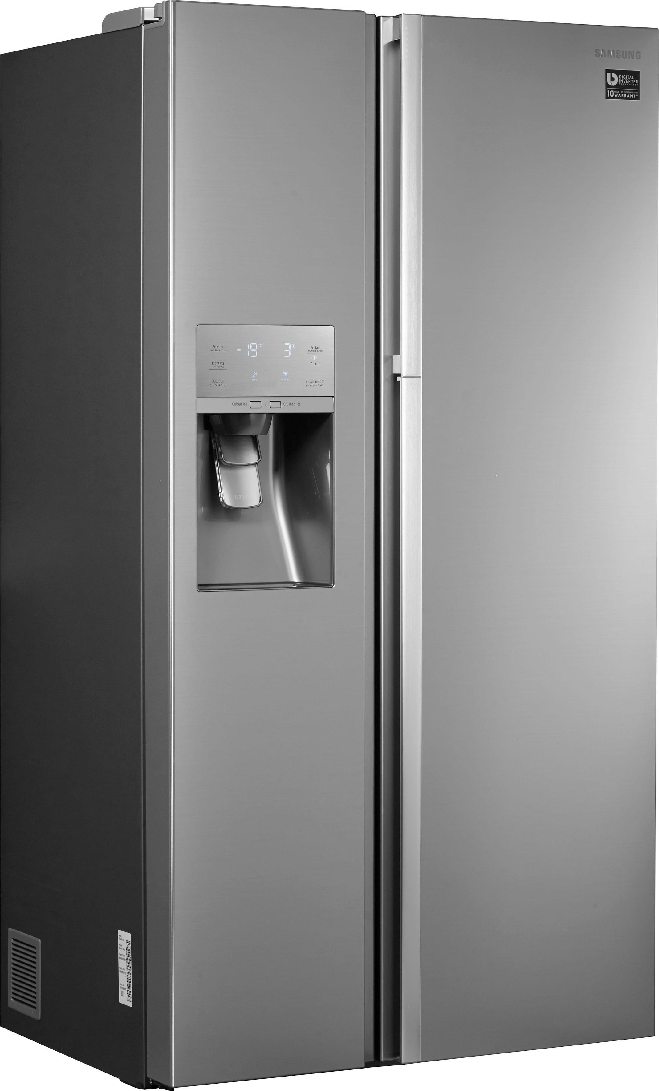 Op zoek naar een SAMSUNG side-by-side-koelkast, 177,4 cm hoog, 91,2 cm breed? Koop online bij OTTO