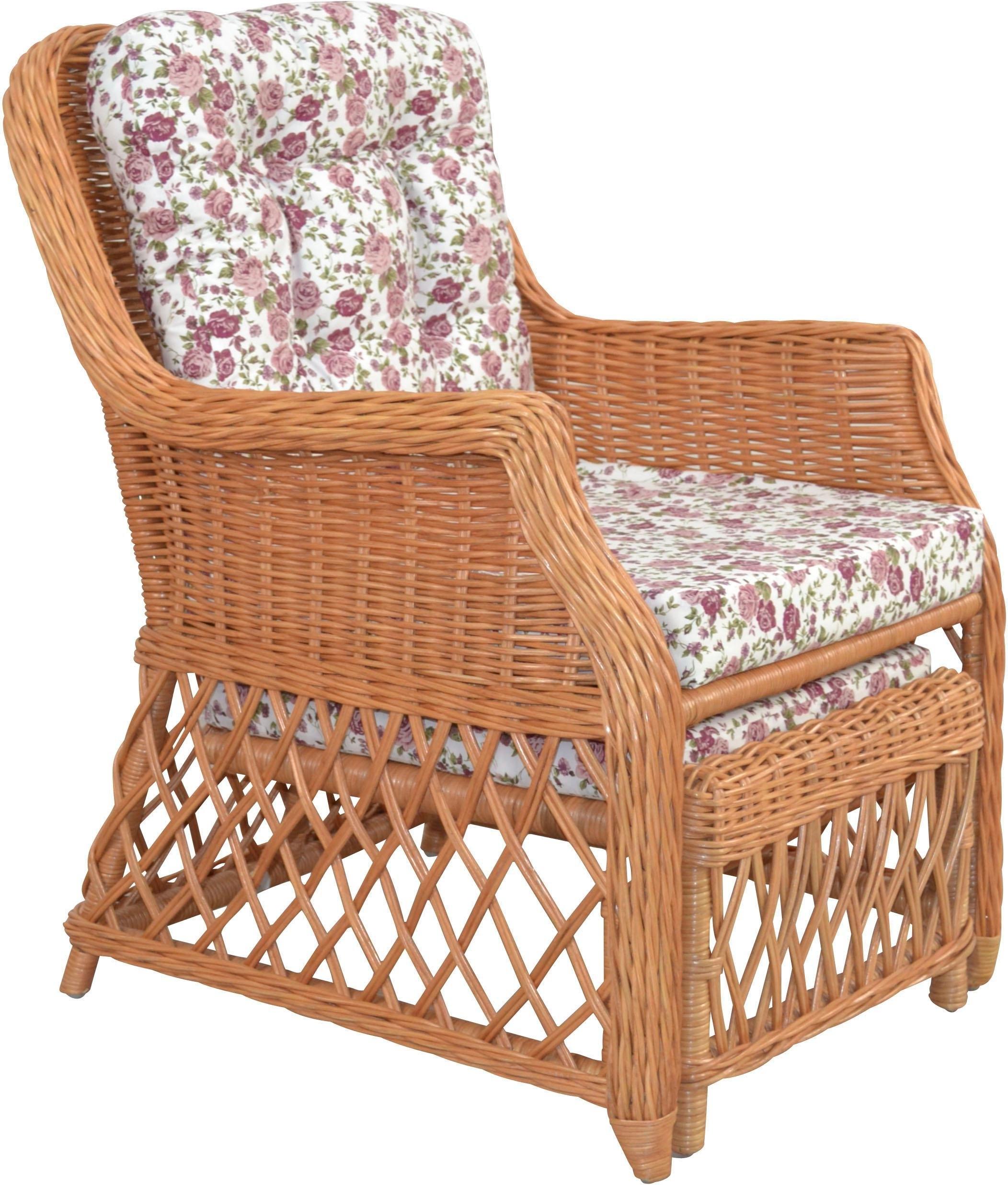 Home affaire rotanstoel Handwerk, afm. (bxdxh): (67x75x91) nu online kopen bij OTTO
