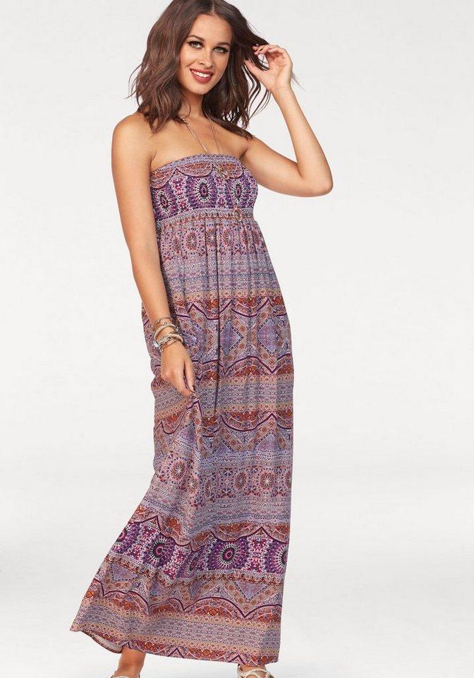 ONLY maxi-jurk MATELENE paars
