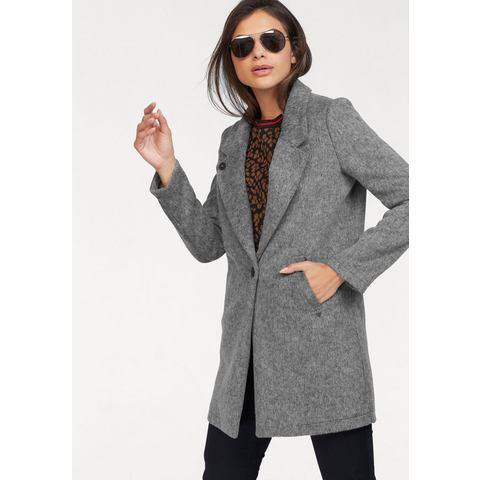 Maison Scotch Maison Scotch Bonded wool jacket in checks and so