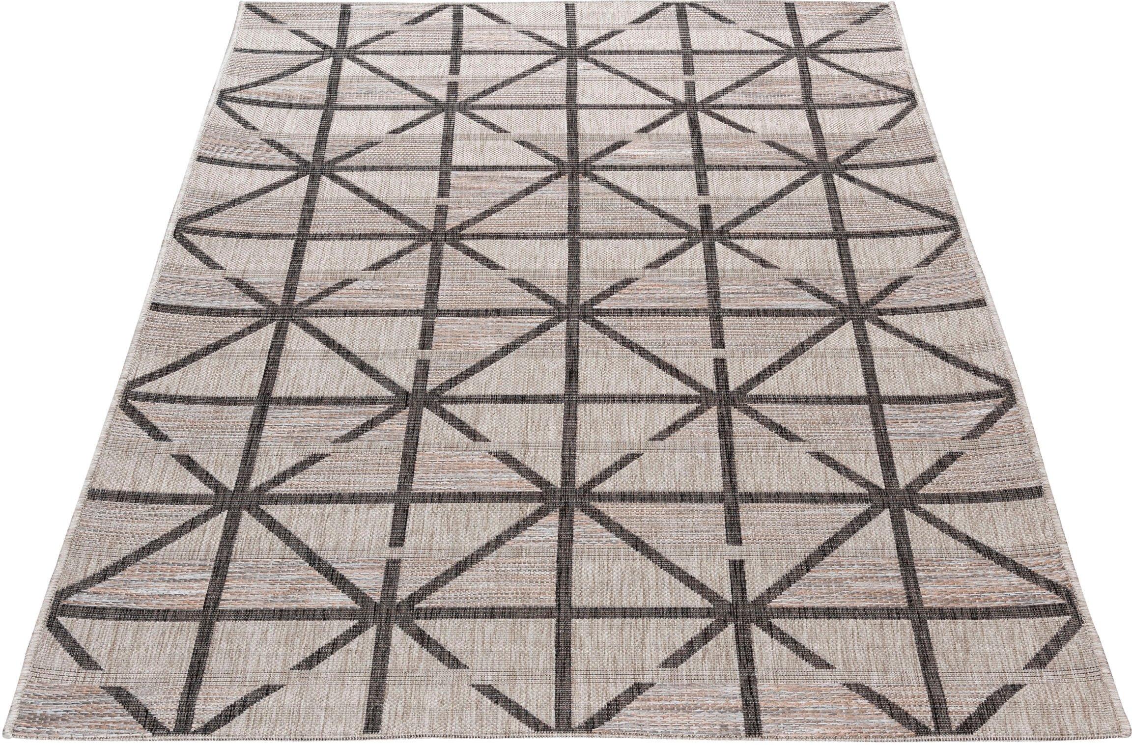 Sehrazat vloerkleed Magic 3650 Geschikt voor binnen en buiten, woonkamer in de webshop van OTTO kopen