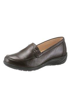 airsoft instappers met een uitneembaar voetbed bruin