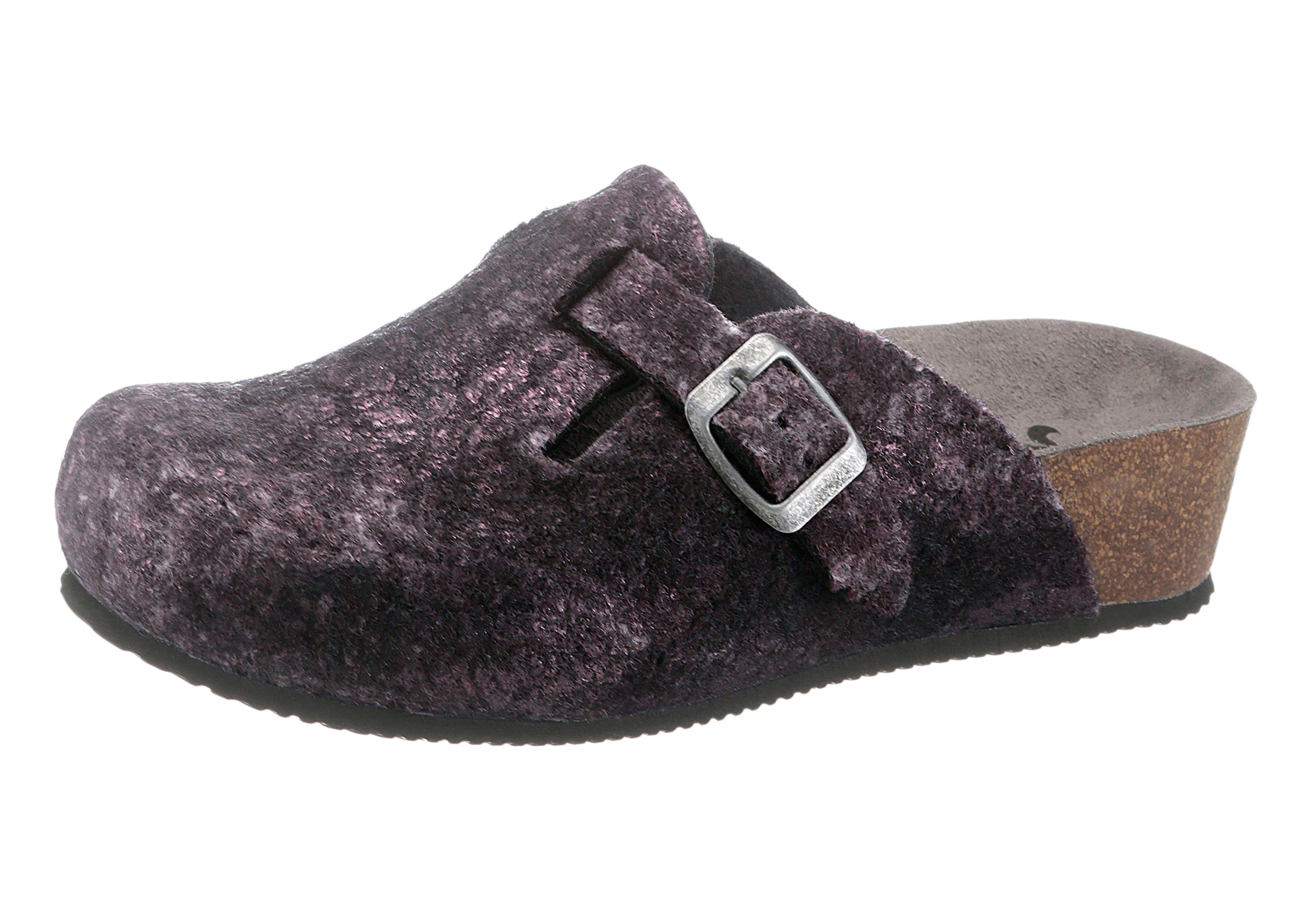 Thies slippers in metallic-look goedkoop op otto.nl kopen