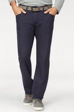arizona stretch-broek in 5-pocketsstijl blauw