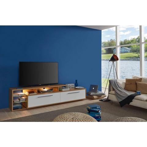 trendteam tv-meubel Kuba, breedte 212 cm