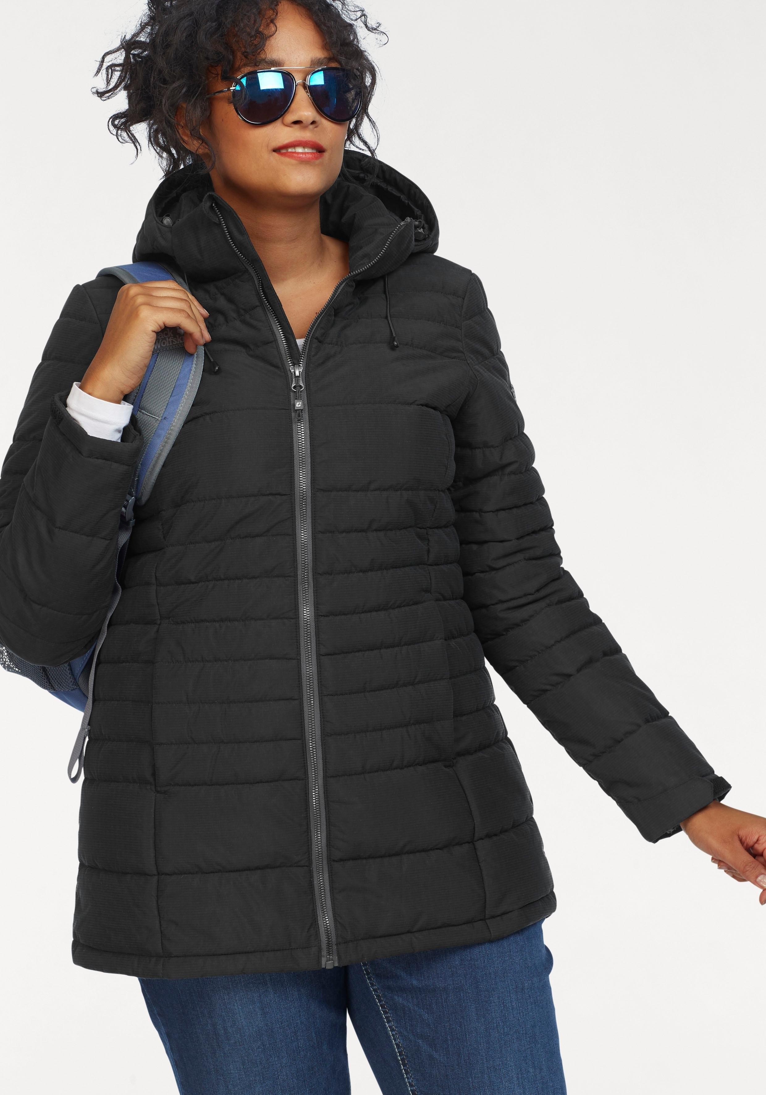 Killtec gewatteerde jas ook in grotere maten te bestellen bij OTTO online kopen
