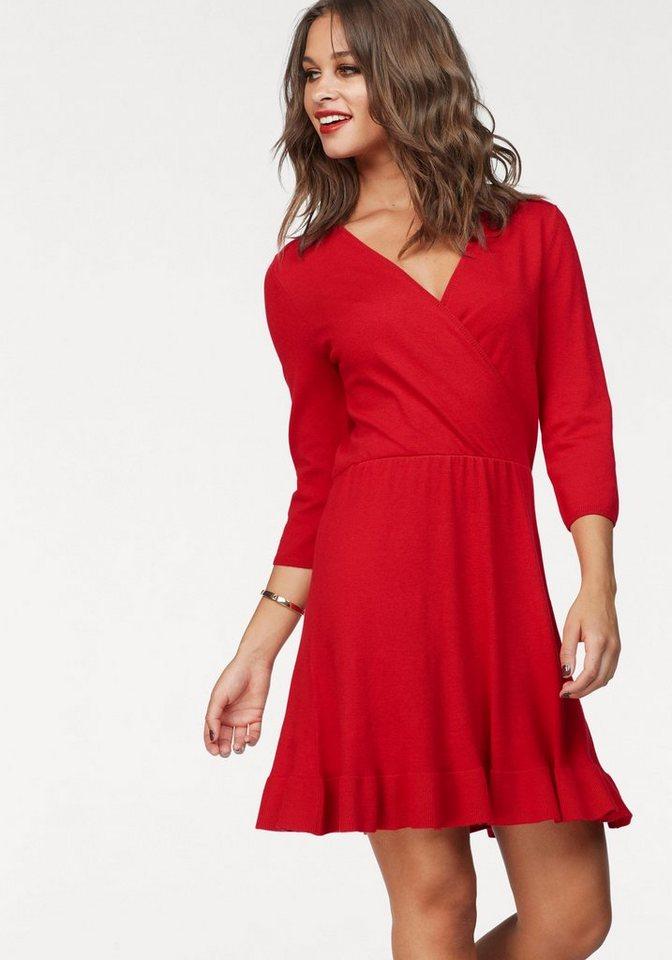 ONLY tricotjurk ELSA rood