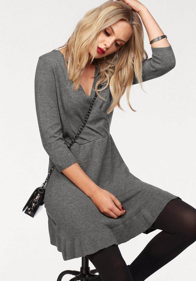 ONLY tricotjurk ELSA grijs