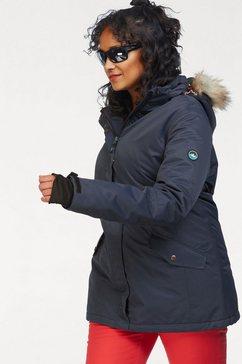 polarino ski-jack blauw