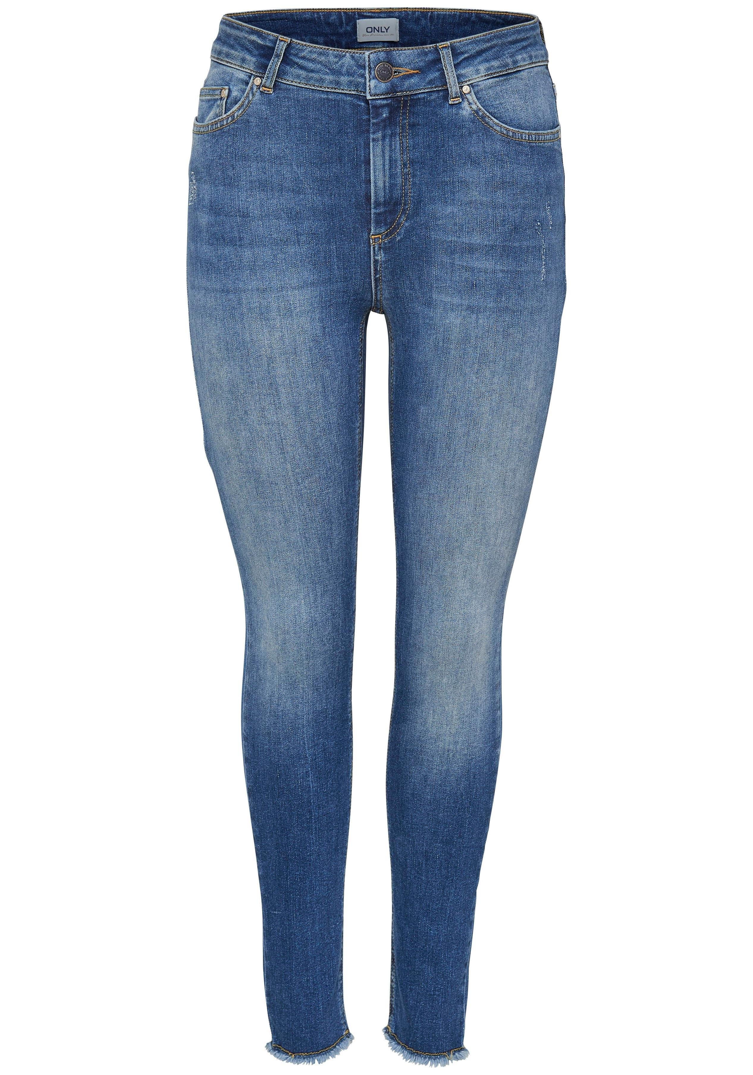 ONLY ankle jeans »BLUSH« goedkoop op otto.nl kopen