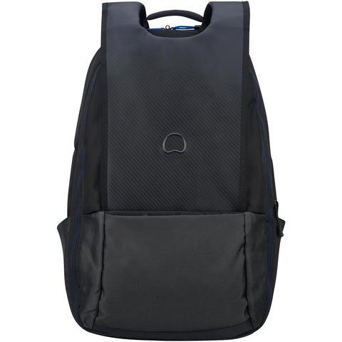DELSEY rugzak met 17,3 inch-laptopvak, Montgallet