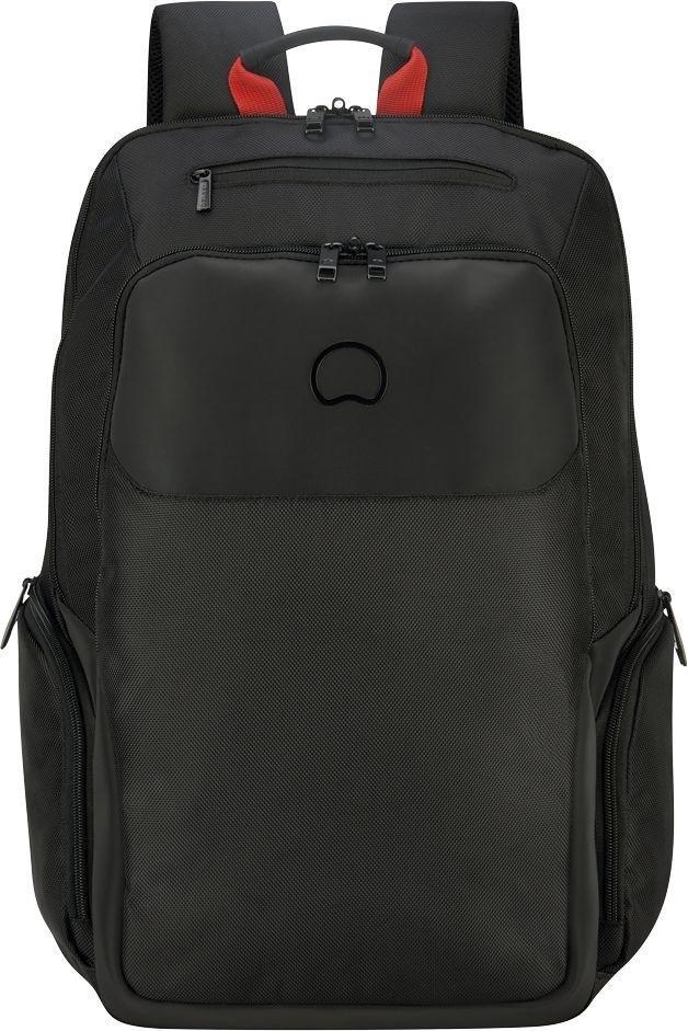 Delsey laptoprugzak Parvis Plus, 2 vakken, 17,3 inch bestellen: 30 dagen bedenktijd